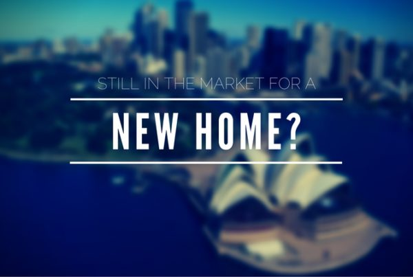 Still in the market for a new home